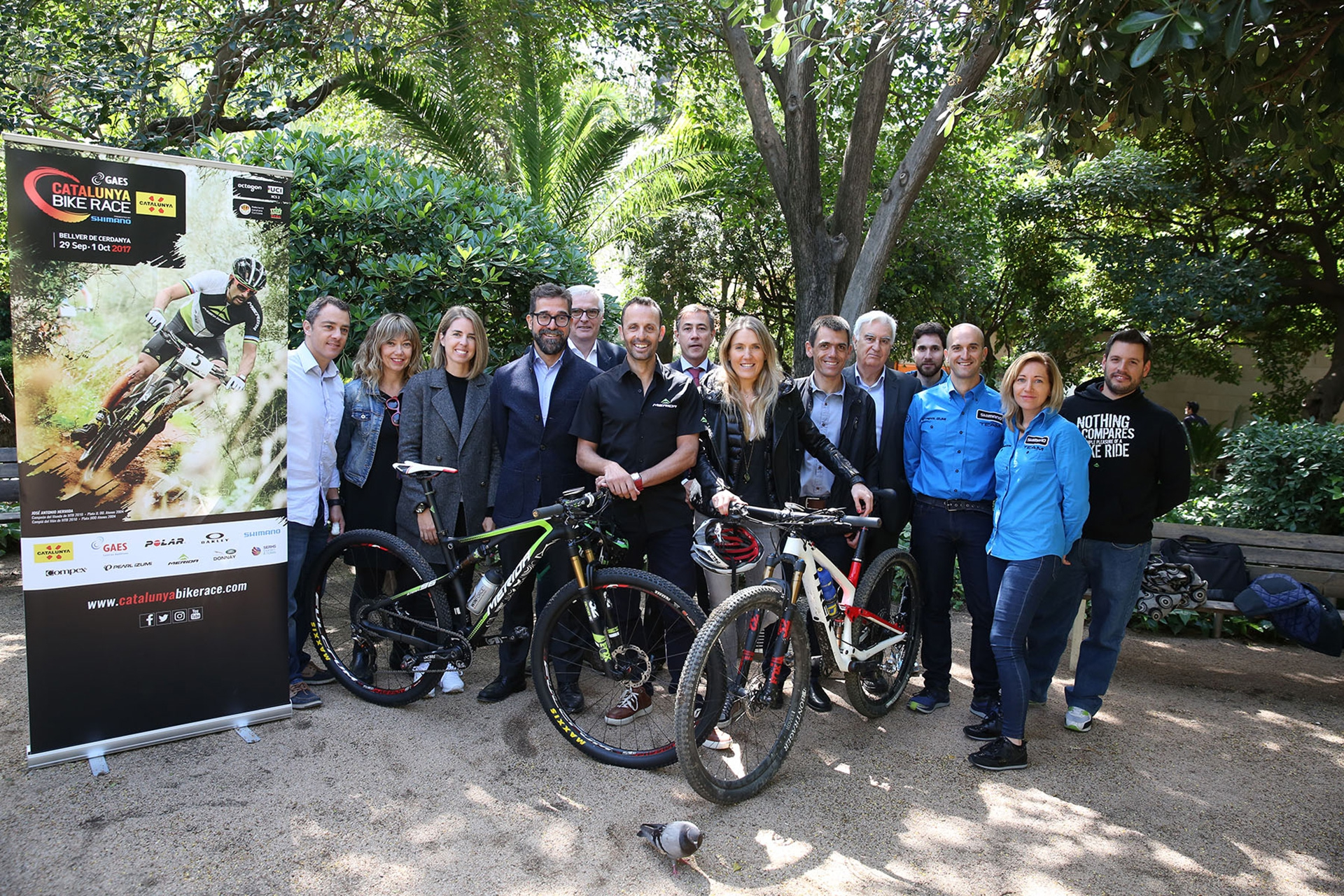 Arrenca la nova GAES Catalunya Bike Race presented by Shimano