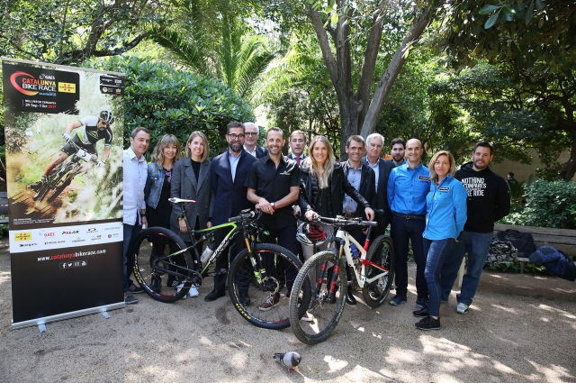 The new GAES Catalunya Bike Race presented by Shimano starts
