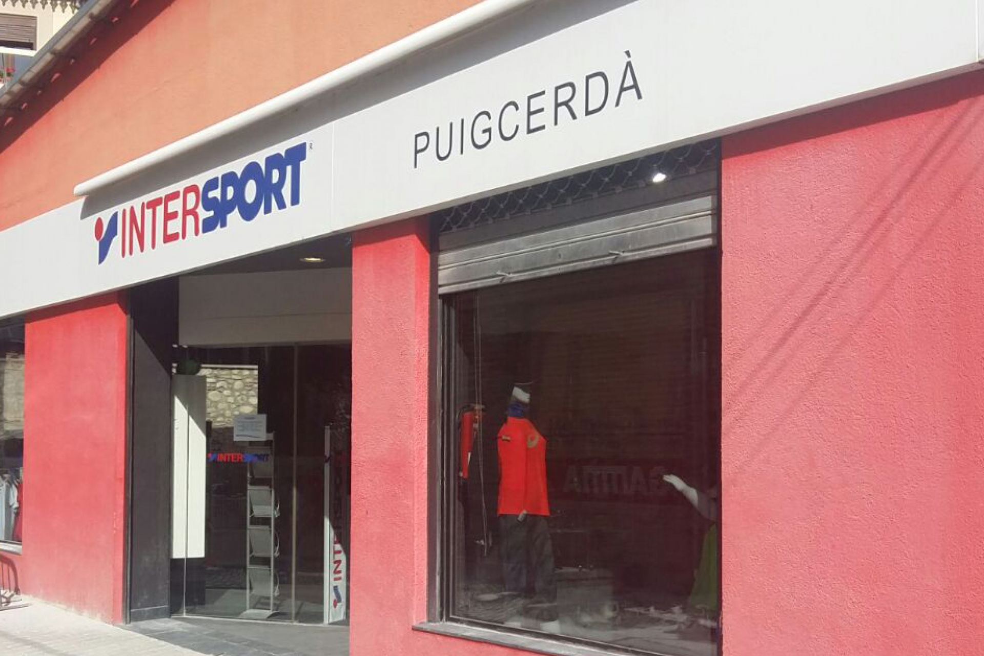 Intersport, nou patrocinador oficial
