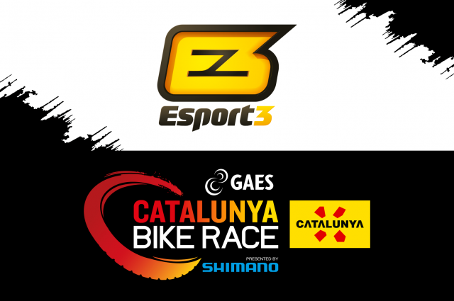 Esport3, official media of GAES Catalunya Bike Race presented by Shimano