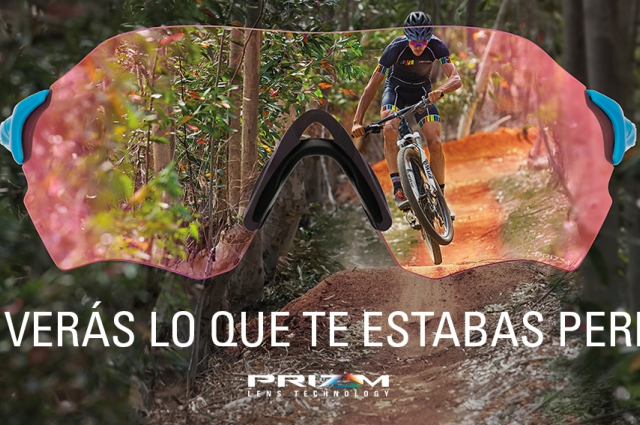 Oakley, official sponsor of GAES Catalunya Bike Race presented by Shimano