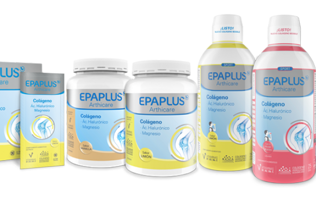 Epaplus arthicare, number 1 in articles; new official sponsor of the race