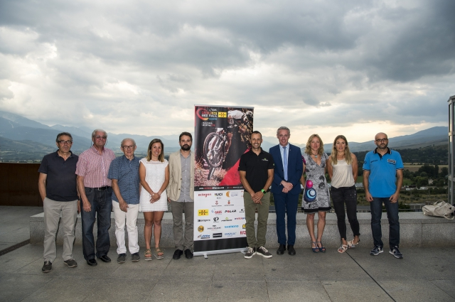 Presentada la II GAES Catalunya Bike Race presented by Shimano