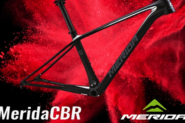 Win a Merida frame like Hermida's