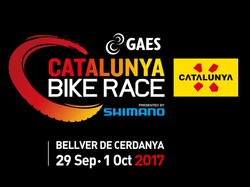 Presentació GAES Catalunya Bike Race presented by Shimano